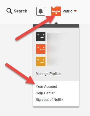 how to make a netflix account