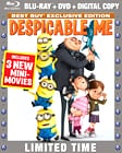 Despicable Me (Best Buy Exclusive Movie Mode Version)- Blu-ray Disc