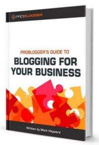 Two great books to help you blog for your business [SMALL BIZ NOOBIES]