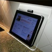 """The Original Kitchen iPad Rack / Stand / Holder"