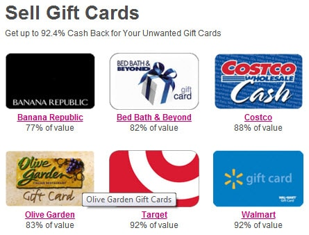 Make Money Buying or Selling Your Gift Cards [ARTICLE] - Noobie