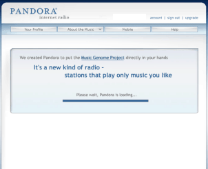Play the Music You Like Most with Pandora [ARTICLE] - Noobie
