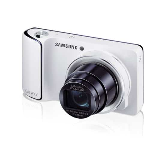 Samsung Galaxy Camera puts the camera first [REVIEW]