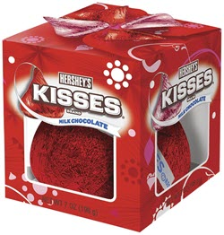 Hershey's Valentine's Milk Chocolate Giant Kiss, 7 Ounce