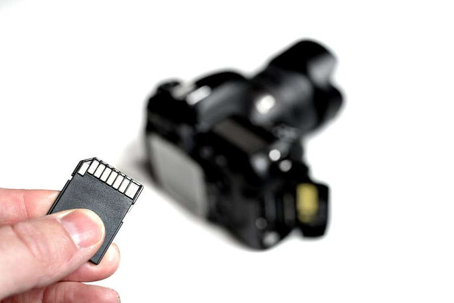 How to recover photos from an accidentally formatted USB device