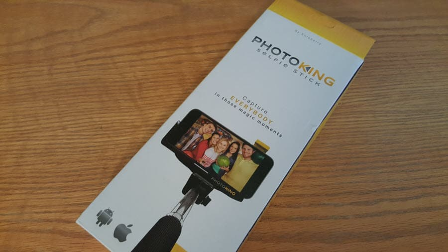 PhotoKing Selfie Stick Review