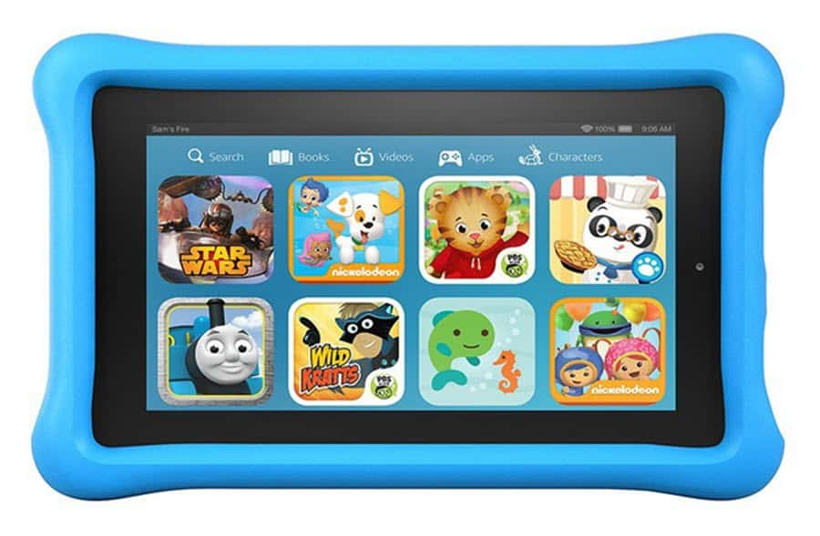Fire Kids Edition: A kids tablet that isn't a toy