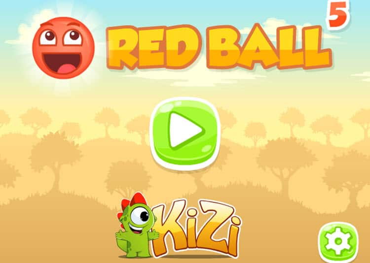 Save yourself from a world of squares with Red Ball 5