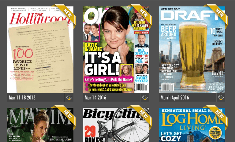 Readly: Welcome to the Netflix of magazine subscriptions