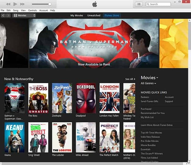iTunes | Awesome Video Streaming Alternatives to Netflix | amazon prime