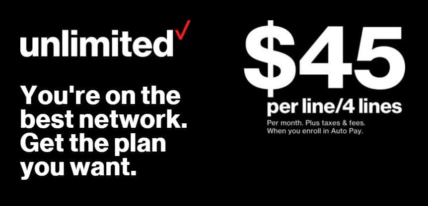 I already switched to the new Verizon Unlimited Plan