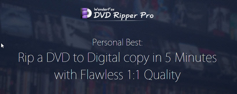 Watch your DVDs on your tablet or smartphone with DVD Ripper Pro
