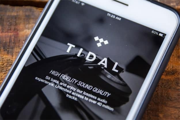 Tidal | 7 Best Music Streaming Apps & Services For Free