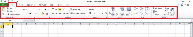 Home Tab | How to Use Microsoft Excel for First Timers | Easy Comprehensive Guide