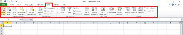 Data Tab | How to Use Microsoft Excel for First Timers | Easy Comprehensive Guide | how to use microsoft excel formulas | how to use microsoft excel to calculate