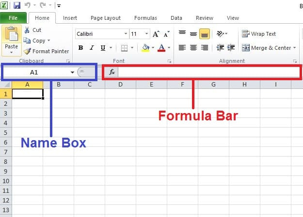 Moving Around the Microsoft Excel Interface | How to Use Microsoft Excel for First Timers | Easy Comprehensive Guide