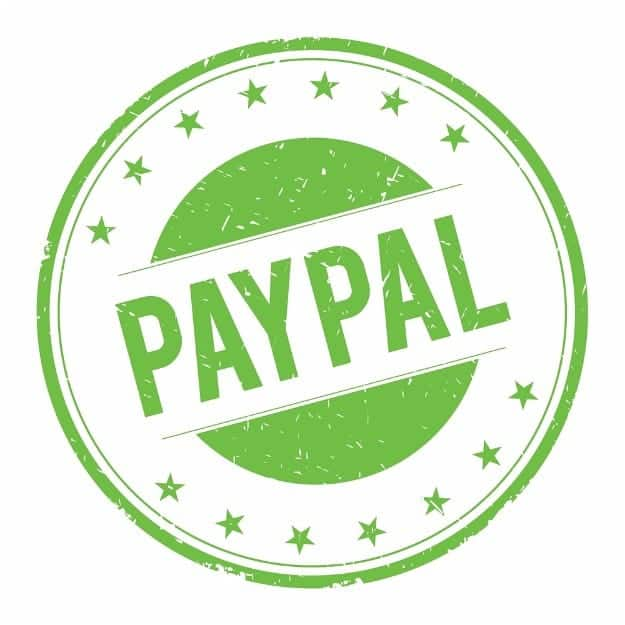 PayPal Stamp | How Does Paypal Work? | How Does PayPal Work for sellers | How Does PayPal Work to receive payment