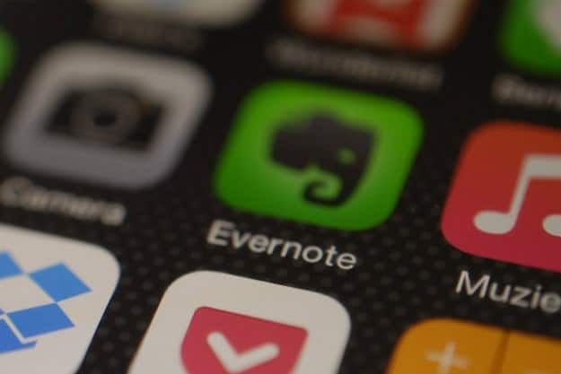 Evernote|9 Best Organization Apps Sure To Make Life Easier | best productivity apps for Android | free productivity apps