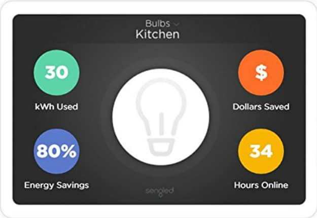Lighting: Sengled Element Classic A19 Smart Bulb | What Is Zigbee Home Automation & How It Works | Zigbee Home Automation Devices