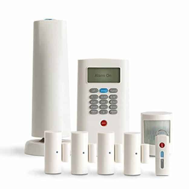 Simplisafe2 Wireless Home Security System 8-piece Plus Package | 9 Best Automatic Alarm Systems To Protect Your Family | types of fire alarm systems | fire alarm detector