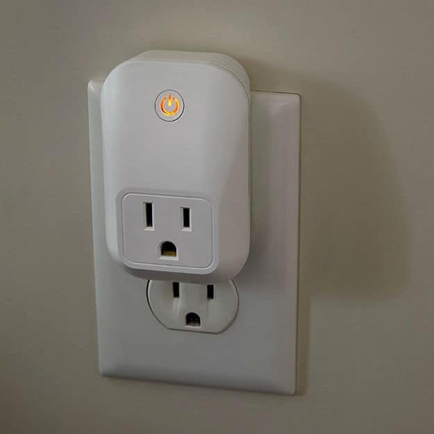 Power Management: Sylvania Smart+ Indoor Plug | What Is Zigbee Home Automation & How It Works | Zigbee Home Automation Devices