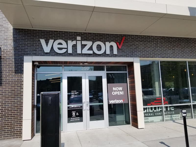 Verizon Store on Mass Ave, Indianapolis