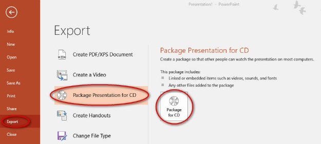 Fonts | PowerPoint Presentation Tutorial: How To Have Trouble-Free Presentation