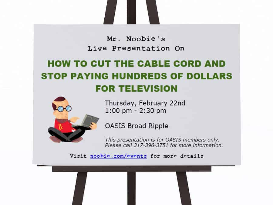 How to Cut the Cable Cord and Stop Paying Hundreds of Dollars for Television
