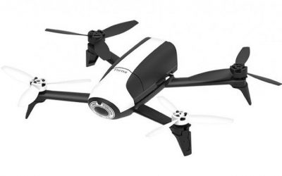 Take flight with the Parrot Bebop 2 drone