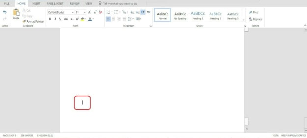 Deleting All The Extra Spaces | How To Delete A Page In Word