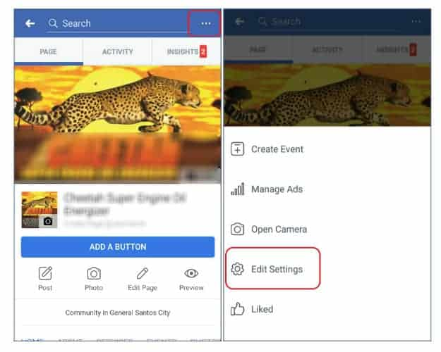 Deleting Facebook Page On Your Android Phone/Tablet | How To Delete Facebook Page | how to delete a facebook group page