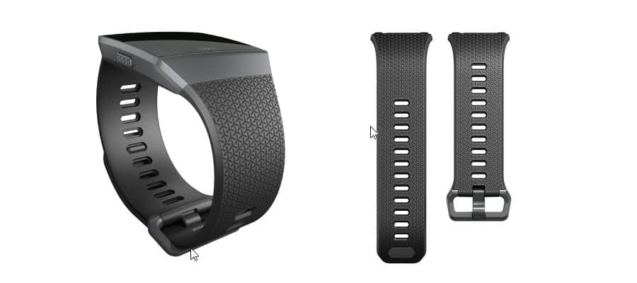 Fitbit Ionic wristband
