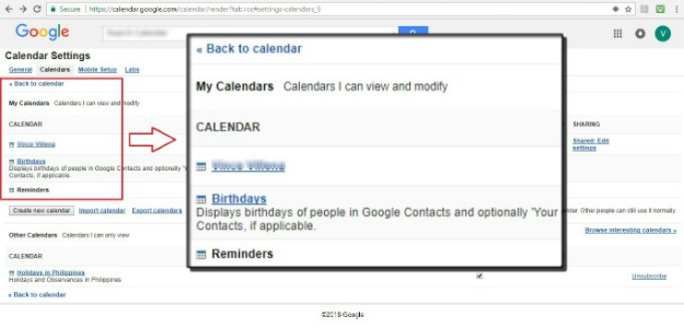 Finding Google Calendar URL | How to Sync Google Calendar With Outlook for Updated Reminders