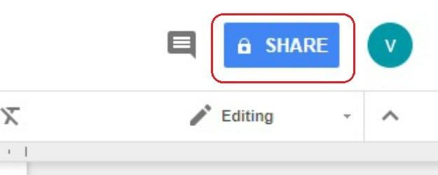 Share File | How To Create A Google Doc In Just 5 Simple Steps