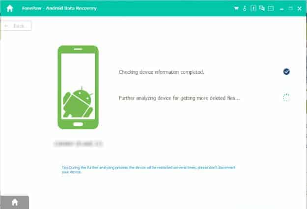FonePaw | How To Recover Deleted Text Messages | Android Edition