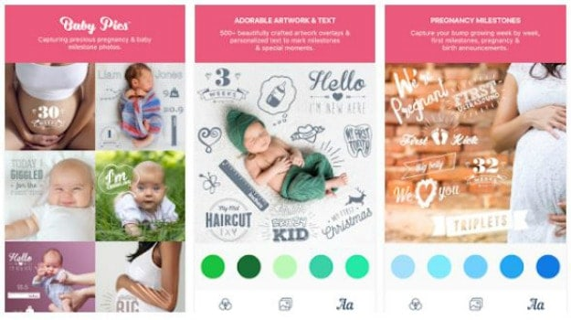 Baby Pics | 37 Most Helpful Pregnancy Apps
