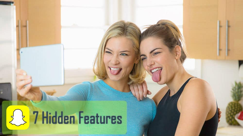 Open Snapchat And Unlock These 7 Hidden Features
