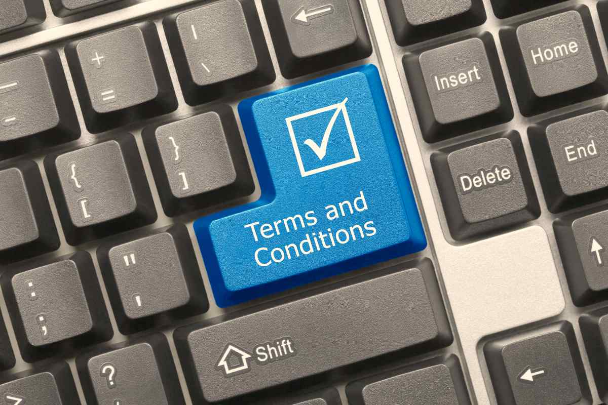 terms and conditions on keyboard | Sign Up For Gmail | A Comprehensive New User Guide | sign up for Gmail | sign in gmail