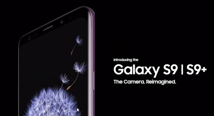 Two reasons you'll love the new Samsung Galaxy S9