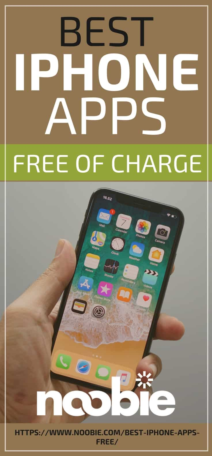 Best iPhone Apps Free Of Charge | top iphone apps | must-have iphone apps