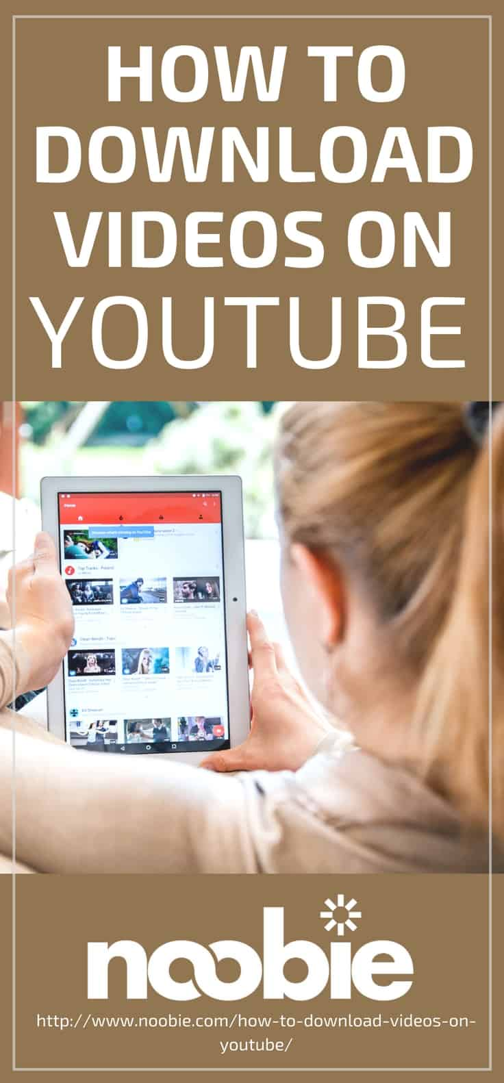 Pinterest Placard | How To Download Videos On YouTube