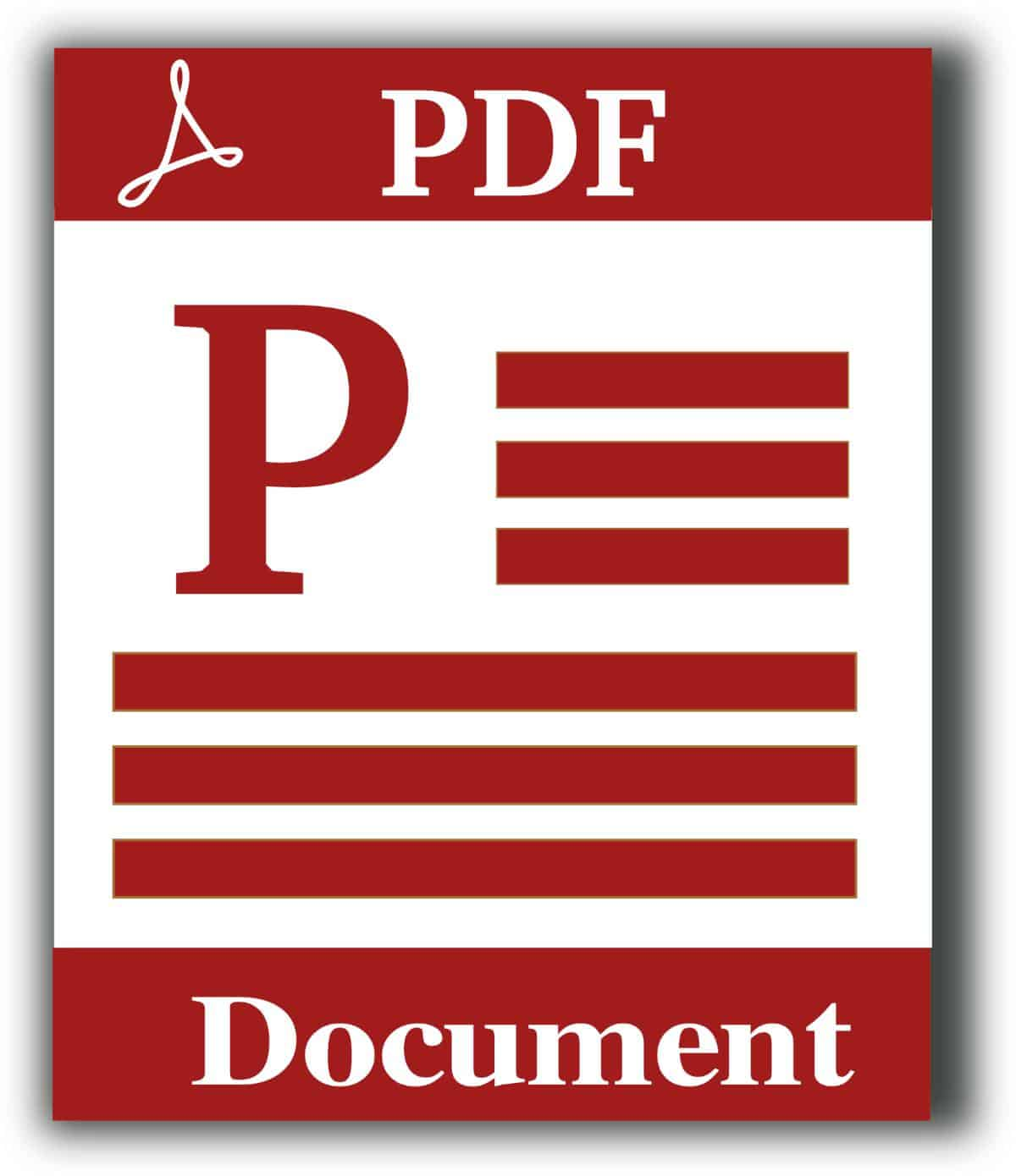 pdf document file   How To Edit PDFs On A Mac And On A PC   how to edit pdfs   Windows