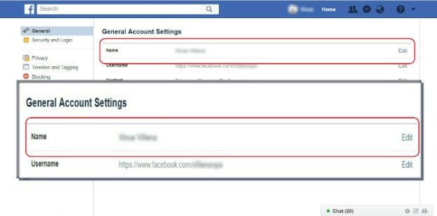 How To Change Name On Facebook | Step By Step