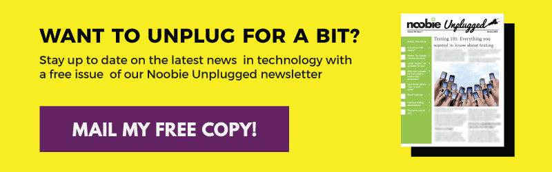 Want to Unplug for a Bit?