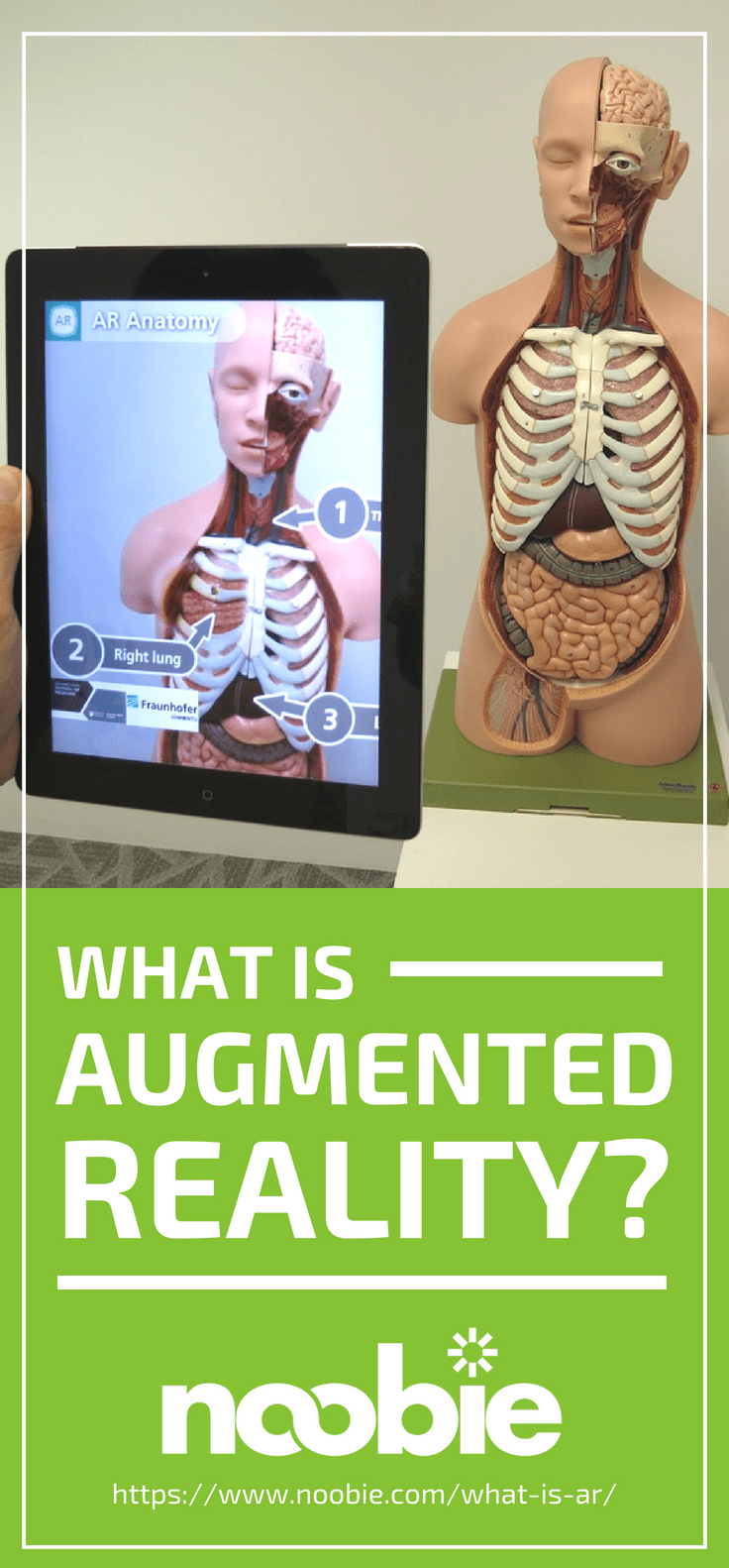 Pinterest Placard | What Is AR? Escape Reality With This New Technology | Augmented Reality technology | Augmented Reality devices | AR technologies