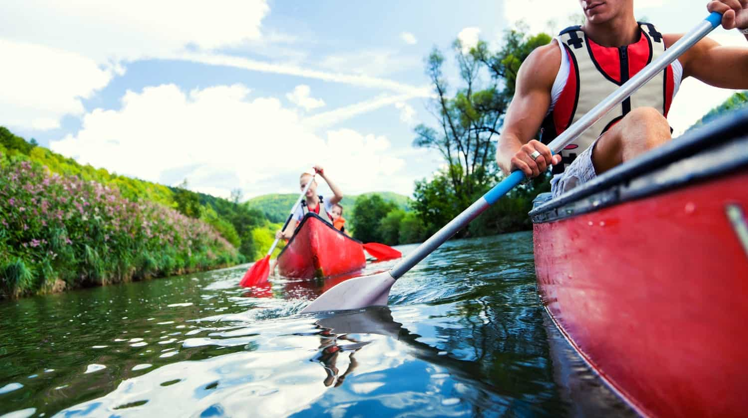 kayaking | Feature | New Technology Gadgets You Need For Summer | cool tech gadgets | new tech gadgets