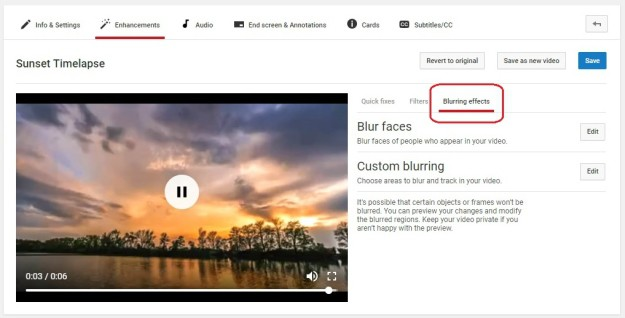 Blurring | How To Edit Videos On YouTube With Ease | filmora video editor | movie maker | video editing program | video editing tools