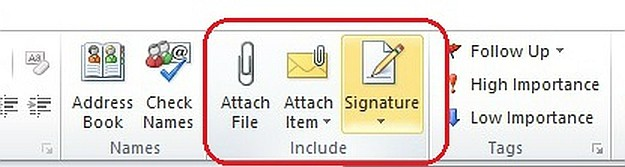 How to Edit Signature in Outlook with New Email | How To Edit Signature In Outlook | signature template | create your signature | add a signature