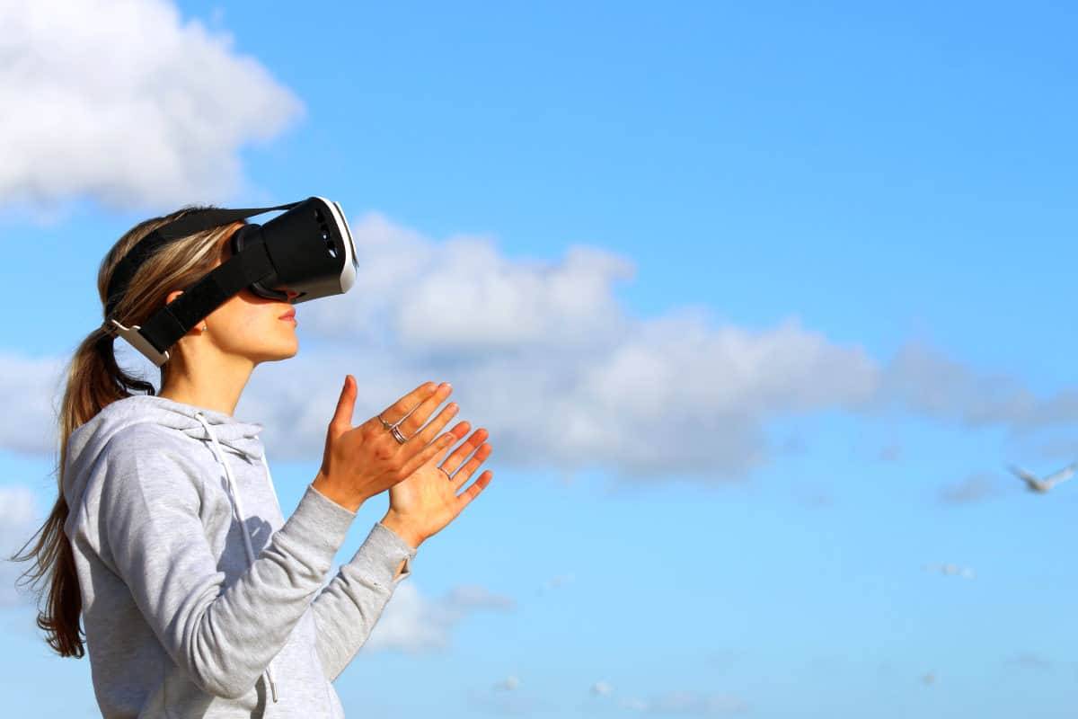 Clouds on virtual reality   The Future of VR   What Is VR? How Virtual Reality Will Change The Future   virtual reality headset   playstation vr headset   virtual reality experience