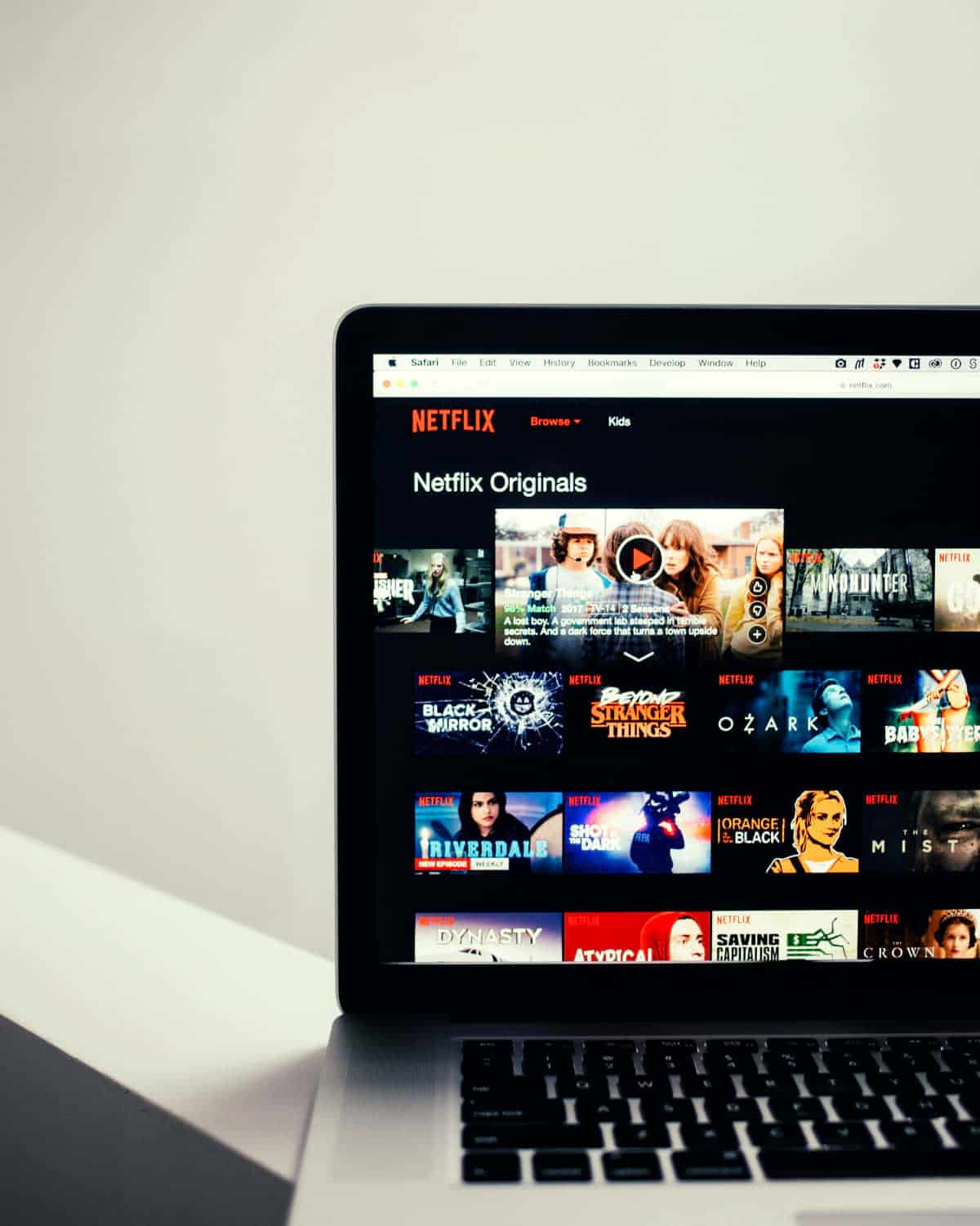 netflix on laptop | | What Is Netflix? | Netflix Frequently Asked Questions